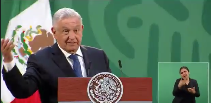 Video: There's No Denying It Now After Mexican President Slips, Biden Is Responsible For Border Crisis