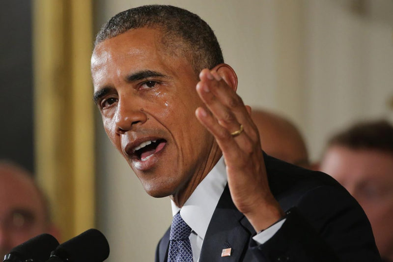 Obama Claims Gun Violence Is The New 'Epidemic,' Calls For Action From 'Those In Power'
