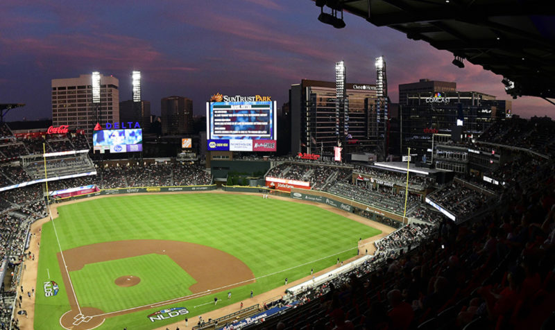 MLB Ticket Requirement Stricter Than Georgia Voting Law