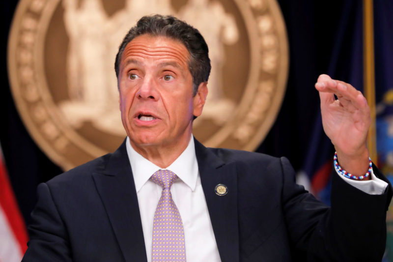 Americans Last: NY Dems & Gov Cuomo Approve Giving Illegal Immigrants A One Time Payment Of Up To $15,600