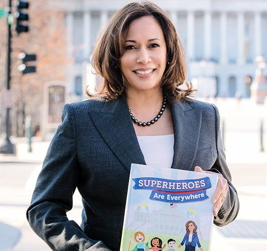 White House Plays Dumb Trying To Cover Up Controversy Surrounding The Use Of Kamala's Book At Migrant Facilities