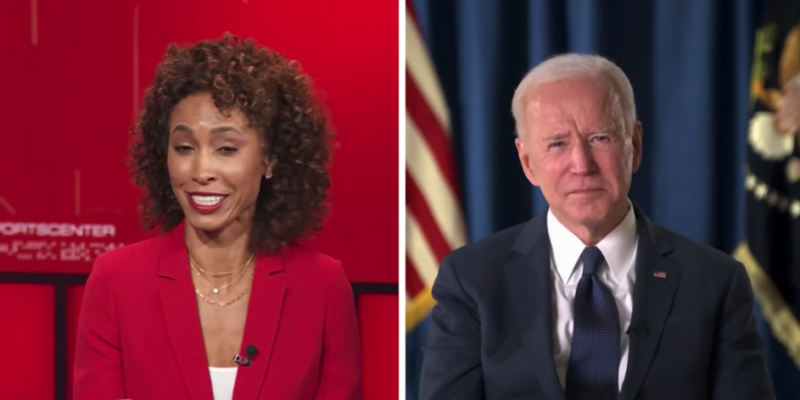Watch: Biden Smears Georgia Endorsing Ban & Gives Support For Those That Kneel During The Anthem, 'I Would Strongly Support…