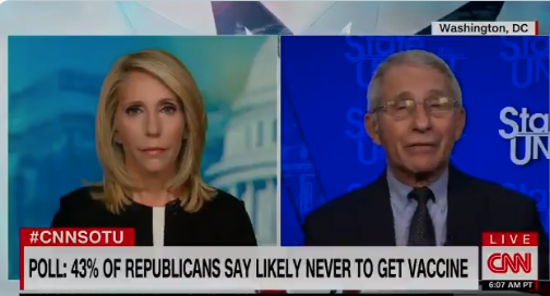 Video: Fauci Mocks Conservative Americans Says Public Health Emergencies Supersede Americans Liberties, 'They Don't Want To Be…