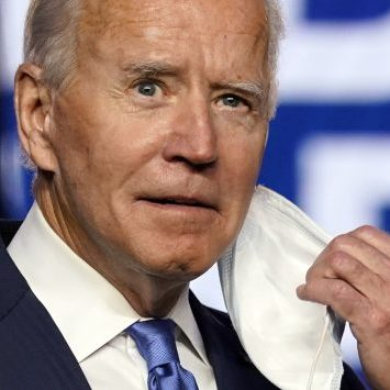 Emperor Biden Issues Mask Ultimatum If You Want Your 'Independence'