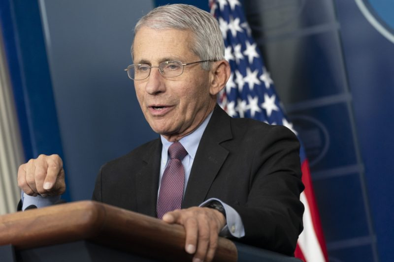 Video: Fauci & Biden Flip-Flop, Beclown Themselves With Expected New Mask Guidelines