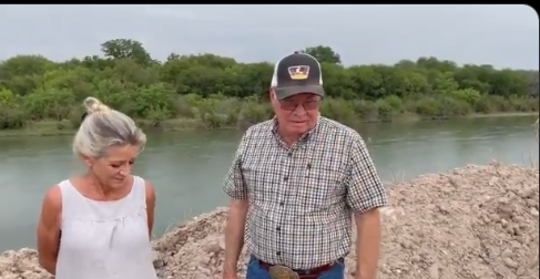 How's This For A Crisis Biden? 'This Needs To Stop Now' Says Texas Border Farmer After What He Found On His Property
