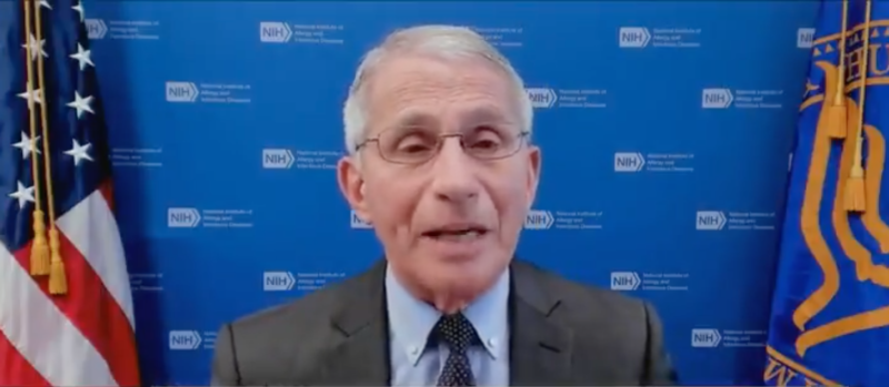 VIDEO: Progressives SHOOK After Fauci Admittance On Masks Amid the Media Turning On The CDC