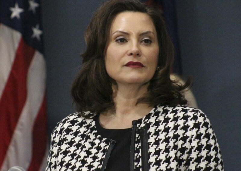 Whitmer Forced To Step Down? Federal Investigation? Private Jet Scandal Spirals Out Of Control