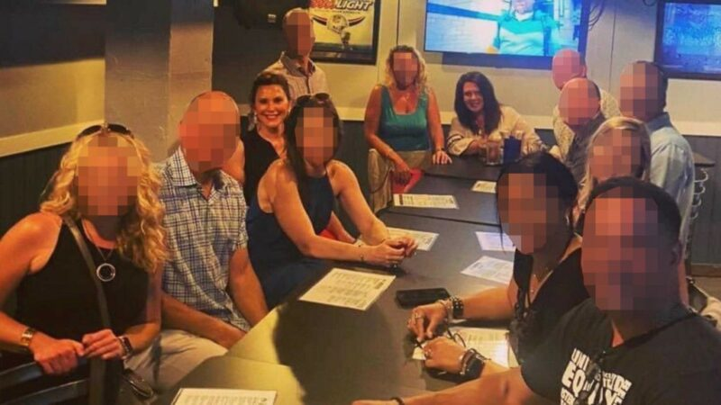 Social Media Busts Whitmer! Caught Boozing With Friends & Staff Violating Her Own Restrictions