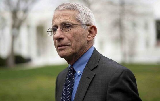 Fauci Just Found Himself Front & Center Of A Looming Investigation That Could Turn His World Upside Down