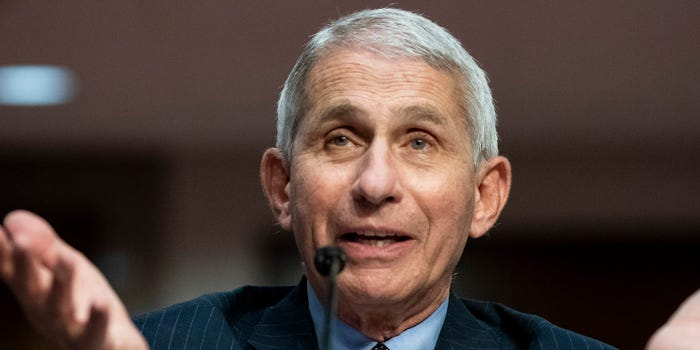 Feb 1, 2020 Fauci Email Is the Smoking Gun To Initiate A COVID Commission