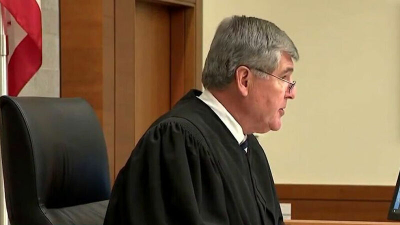 USA Judge Orders Get The COVID Vax Or Face Jail Time