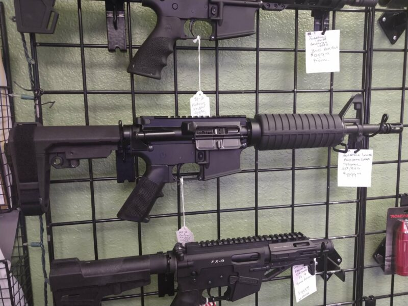 DOJ Proposes New Rules To Regulate AR-15, Seeks To 'Amend' The Term 'Rifle,' Millions Will Be Forced To Register Or Surrender Firearms