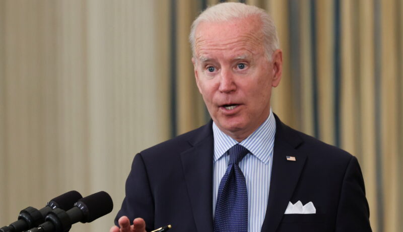 Biden Covers Up Vaccine Data & Throws American Workers Under The Bus