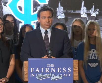 Watch: Gov DeSantis Gives A Masterclass On How To Deal With The Woke, Calls The NCAA's Bluff