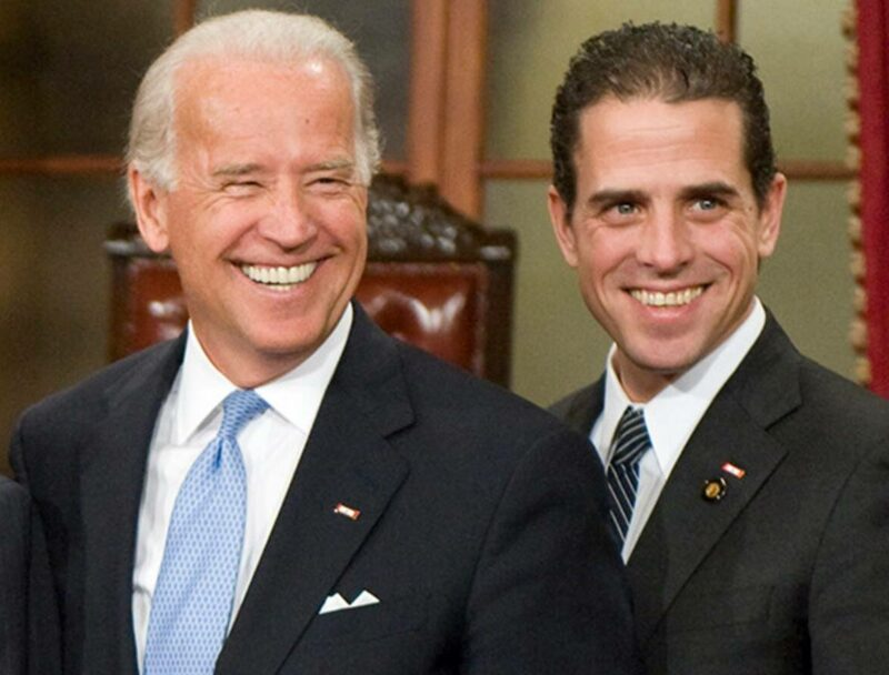 Follow The Money: Hunter Biden Involved With Firm Collaborating With The Wuhan Lab Says Report