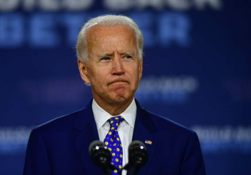 Biden Is So Stupid His New Policy Sabotaged His Own Bill Moving Through Congress, Makes The Same Mistake Twice