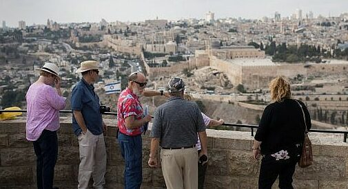 Israel Shuts It's Door To Tourists To Get A Handle On Spike