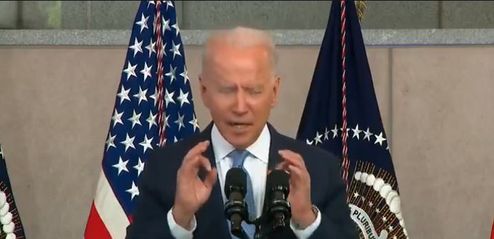 Biden Goes To Philly To Try And Stop What's About To Happen In Pennsylvania