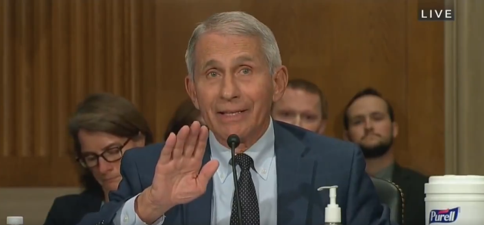 Fauci Frazzled! Dems Swoop In To Save After Meltdown, Starts Shaking During Testimony (VIDEO)