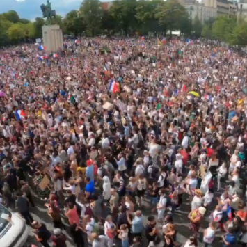 Watch: Backlash! All Over The World People Protesting COVID Restrictions