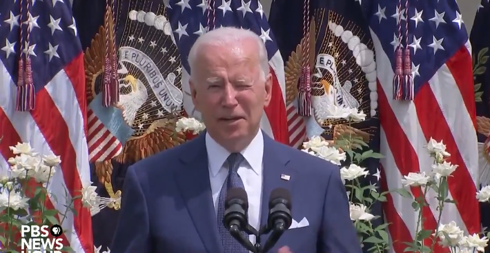 Watch: Biden Forgets The Name Of The Pentagon & Things Went Downhill From There