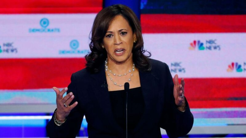 Kamala Disappears After Her Team Is Caught Spreading Misinformation