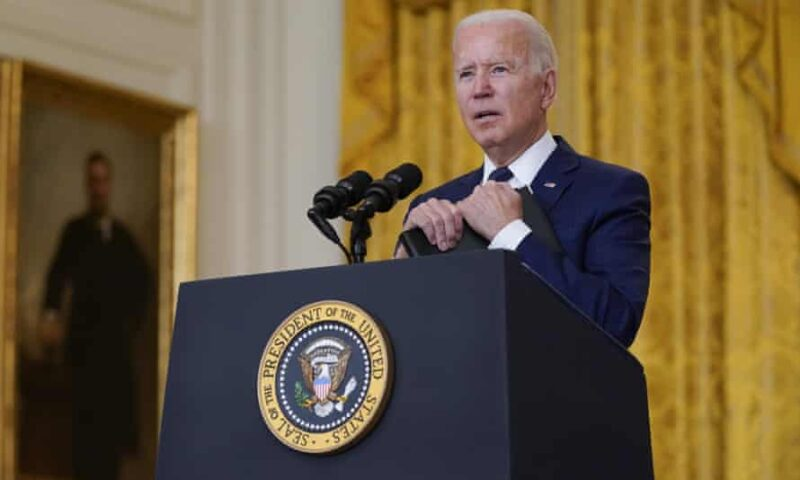 Biden Admin May Have Committed A War Crime Looking For A Win