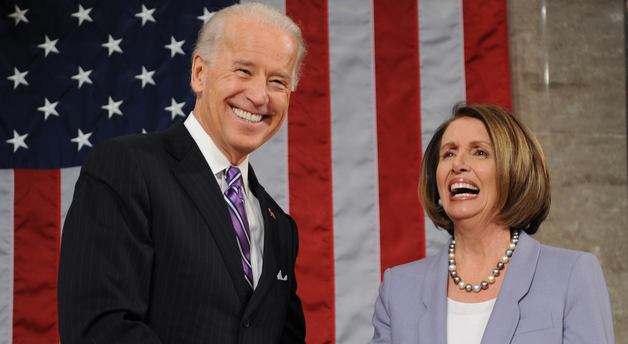 Dems Show Their True Colors: As Stuff Is About To Hit The Fan, Pelosi Bolts