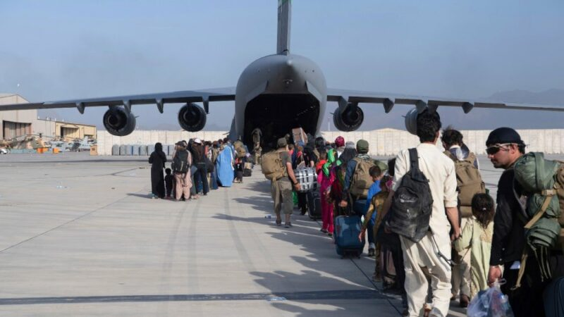 A Staggering Amount Of Afghans Seeking Settlement In USA 'Flagged' By Watch Lists