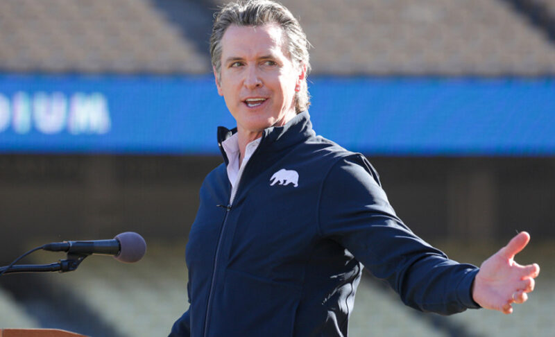 High Profile Democrat Delivers A MASSIVE Blow To Newsom's Hopes Of Surviving Recall