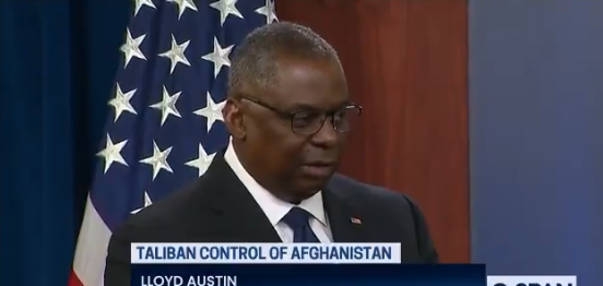 Even MSNBC Reporter Is Shook Up After INSANE Statement From Defense Secretary, 'I Don't Believe What I'm…