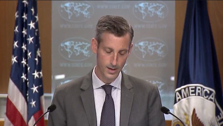 Watch: State Department Press Conference Implodes, After Spokesman Audacious Claim