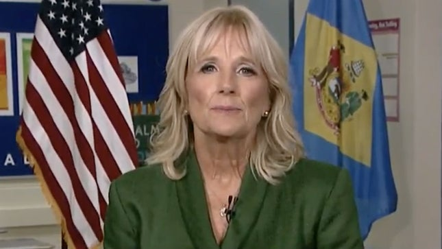Now Jill Biden Crumbles Under Pressure, Fumes After Reporter Hits The Nail On The Head