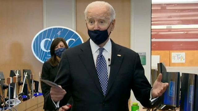 Biden's Reckoning Has Arrived After Administration Tries To Bury Study