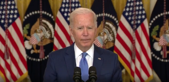 After Joe's Coughing Issues  White House Report Raises More Suspicions About Biden's Health