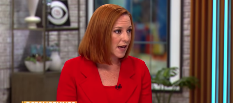 Psaki Ripped During Interview, Rocked Over 'Bad Behavior' By Biden, 'That's Not A Good…