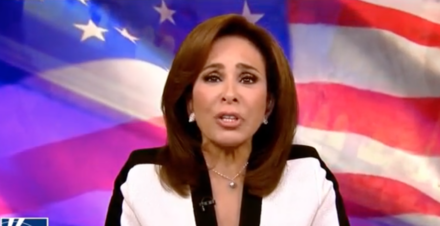 Judge Jeanine Pulls Back The Veil, Reveals Who She Believes Is Running The White House